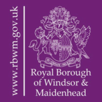 The Royal Borough of Windsor & Maidenhead logo