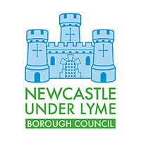 Newcastle-under-Lyme Borough Council logo